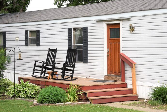 mobile home rocking chairs